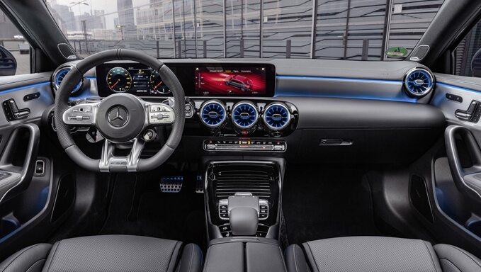 Mercedes-AMG A35 4Matic Limuzyna