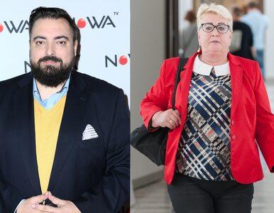 Operacja zmniejszenia żołądka. Agata Młynarska: Krzywonos i Sekielski...