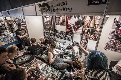 Festiwal tatuażu artystycznego