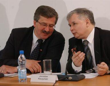 Debaty Komorowski-Kaczyński bez publiczności