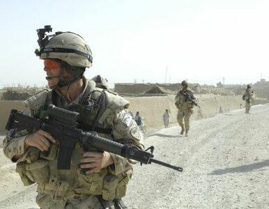 W Afganistanie znów giną żołnierze NATO
