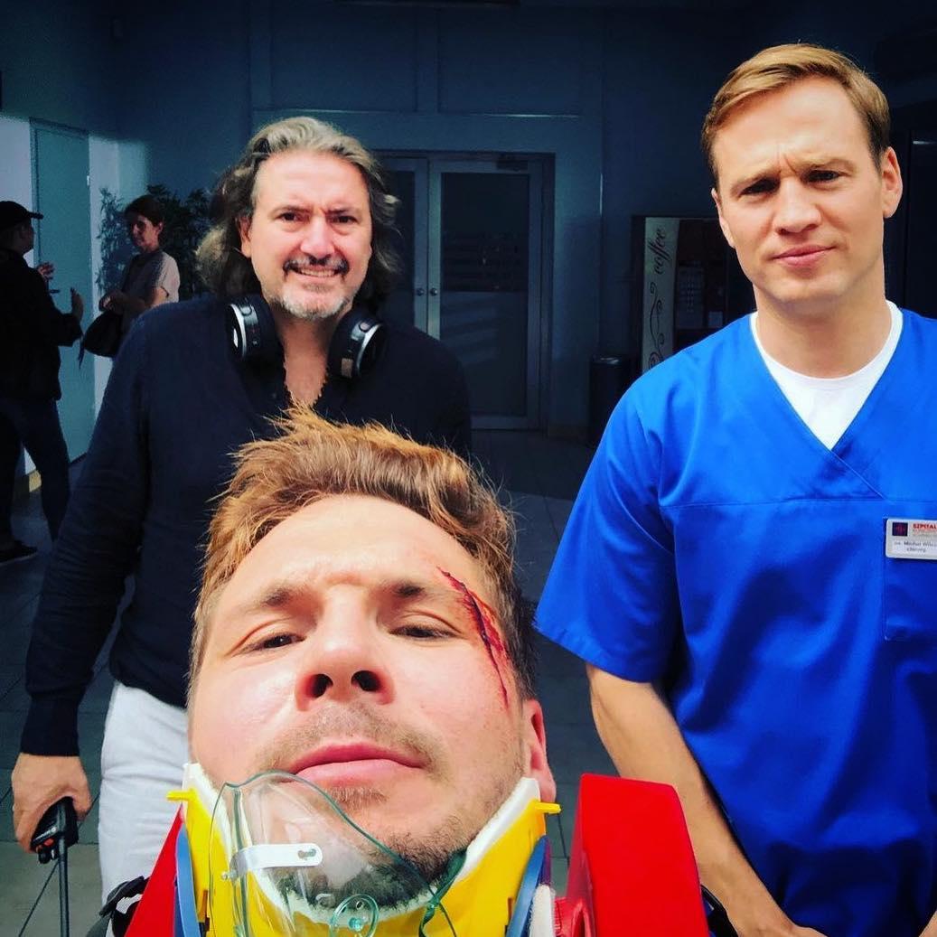 """Kadr z 23. sezonu serialu """"Na dobre i na złe"""""""
