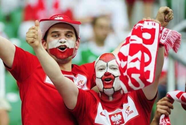 Przed meczem w zwycięstwo wierzyli wszyscy (fot. EPA/AIDAN CRAWLEY/PAP)