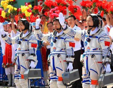 Chińczycy podbijają kosmos. Na żywo