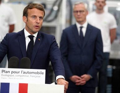 """Emmanuel Macron ogłosił """"zwycięstwo nad koronawirusem"""". """"Ten test..."""