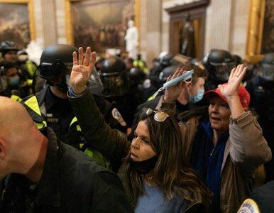 """""""Haniebne sceny"""", """"atak na demokrację"""". Świat grzmi ws. USA, tymczasem..."""