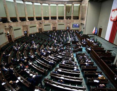 Rozbieżne projekty uchwał w Sejmie. Powodem weto unijnego budżetu