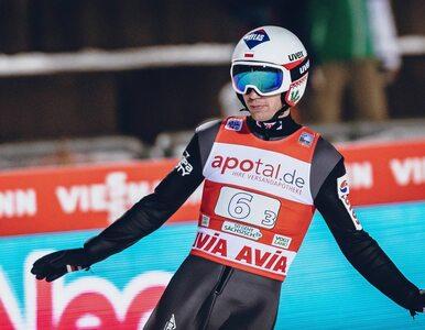 Świetny konkurs Kamila Stocha! Polak pokazał moc w Engelbergu