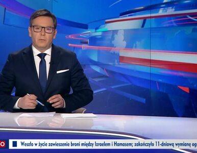 """Był, był i zniknął. """"Wiadomości"""" przemilczały przegraną Brzozowskiego na..."""