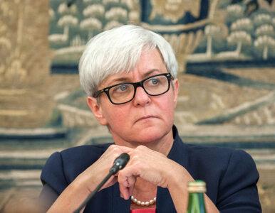 Kluzik-Rostkowska o taśmach Kaczyńskiego: W PiS są ludzie, którzy...