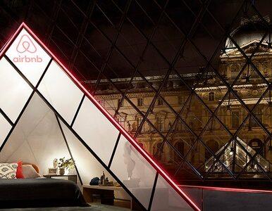 Noc w szklanej piramidzie w Luwrze. Airbnb ogłosił ciekawy konkurs