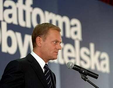 Tusk: nie wykluczam startu w wyborach prezydenckich