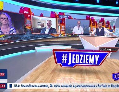 Niespodziewany głos przerwał program w TVP Info. Rachoń nagle: Dwa, dwa,...