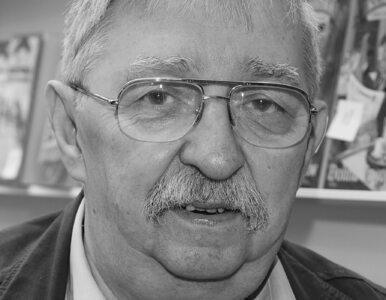 Nie żyje Dariusz Baliszewski. Znany dziennikarz i historyk miał 74 lata