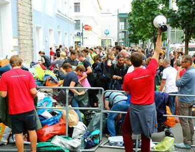 Migranci zdemolowali ośrodek w Dortmundzie. Kilka osób zostało rannych