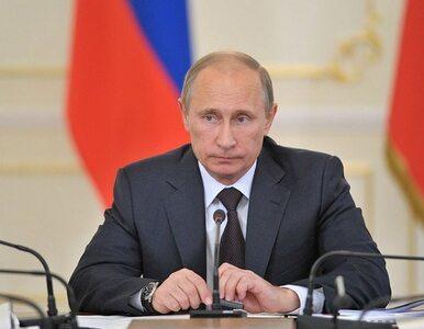 """Uczeń zabił 2 osoby. Putin mówi o """"dobrym guście artystycznym"""""""