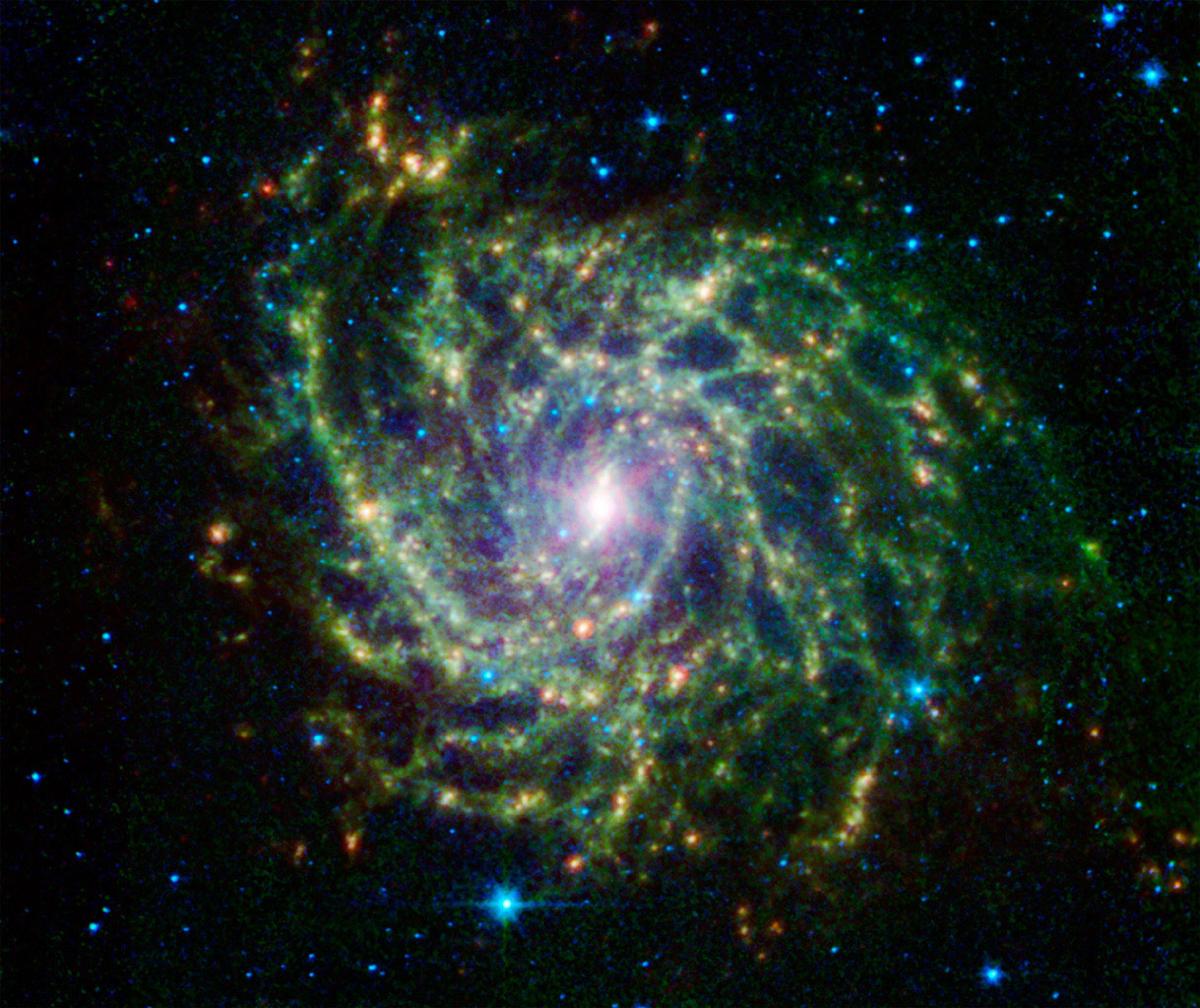 Galaktyka IC 342