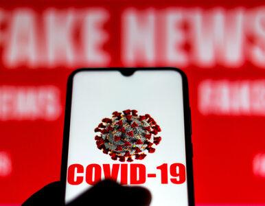 Kto rozsiewa fake newsy o pandemii COVID-19? Za dezinformacją stoją... boty