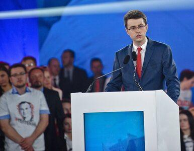Piotr Müller zostanie nowym rzecznikiem rządu. Zastąpi Joannę Kopcińską