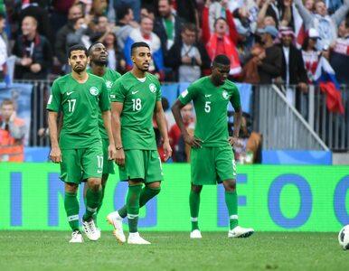 Mundial 2018. Piłkarze Arabii Saudyjskiej zostaną ukarani za porażkę z...