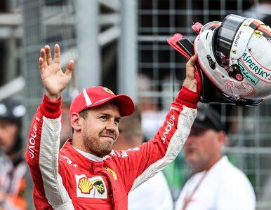 Mistrz świata ma nowy zespół. Wiadomo, gdzie trafi w 2021 Sebastian Vettel