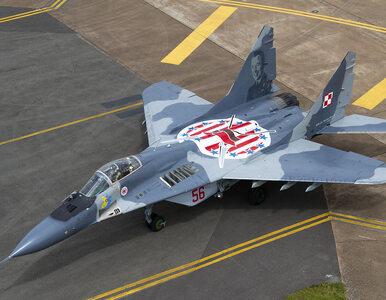 """Myśliwce MiG-29 znów wystartują. """"Były utrzymywane w gotowości"""""""