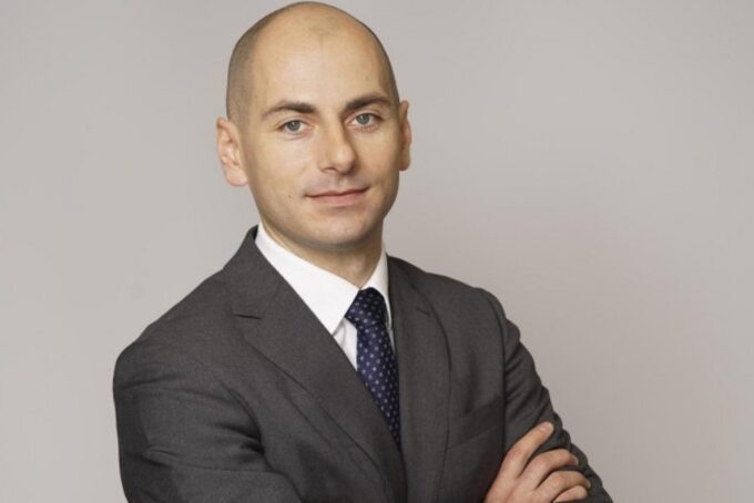 Łukasz Kalinowski, wiceprezes OSM Piątnica