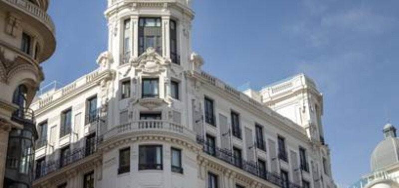 Hotel w Madrycie