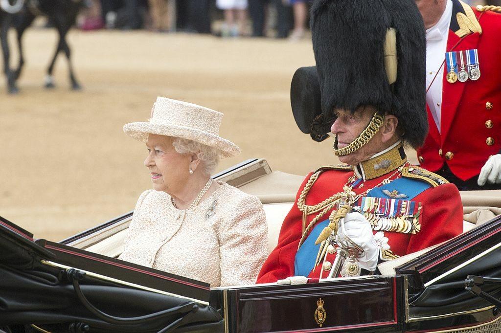 Książę Filip w 2015 roku