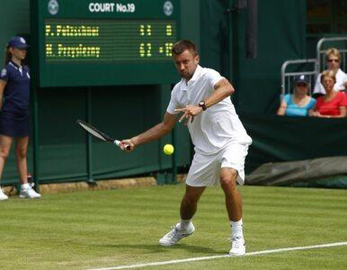 Wimbledon: Przysiężny też zagra w drugiej rundzie