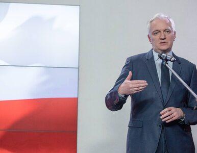 Jarosław Gowin na konwencji Porozumienia: Musimy wystrzegać się...