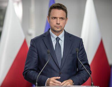 """Rafał Trzaskowski złożył deklarację. """"Nie będę prezydentem opozycji..."""