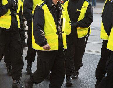 Późniejsze emerytury dla policjantów? Szef MSWiA wyjaśnia