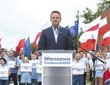 Wyniki wyborów. Jakie poparcie uzyskał w wyborach  Rafał Trzaskowski?
