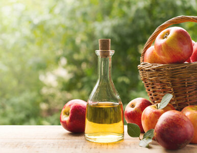 Ocet jabłkowy może pomagać w walce z kaszlem? Oto kilka sposobów na jego...