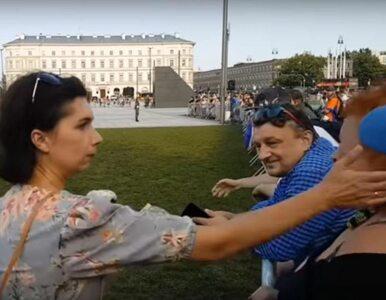 Spoliczkowała działaczkę Obywateli RP. Teraz tłumaczy, dlaczego to zrobiła