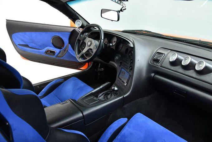 """Toyota Supra z""""Szybkich iwściekłych"""""""