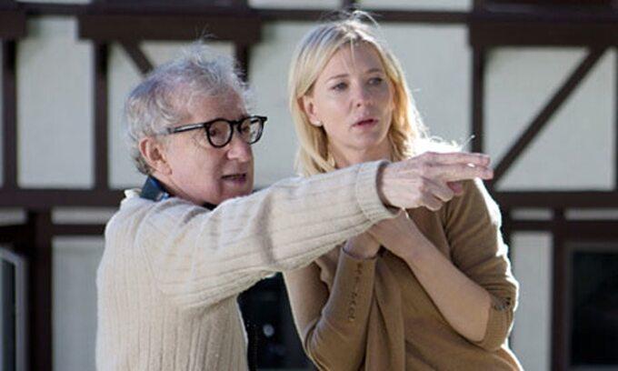 Woody Allen orazCate Blanchett
