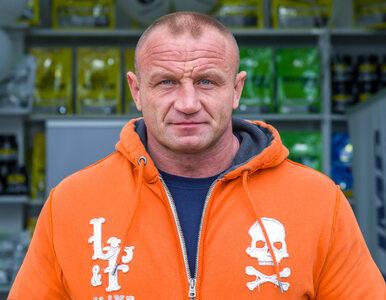 """Firma """"Pudziana"""" płaciła za niskie podatki? Sportowiec ostro komentuje..."""