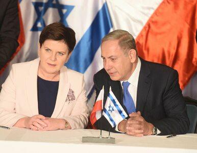 Obiekcje Izraela wobec ustawy o IPN? Różne wersje Szydło i Waszczykowskiego