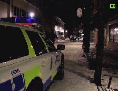 Strzelanina w pobliżu szkoły podstawowej w Sztokholmie. Jedna osoba nie...