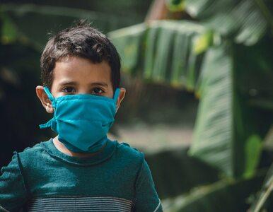 Kto nie musi zakrywać nosa i ust? Chodzi nie tylko o małe dzieci
