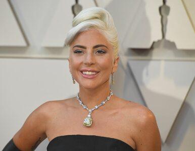 Diament wart 30 mln dolarów na szyi Lady Gagi. Nie tylko jego cena jest...