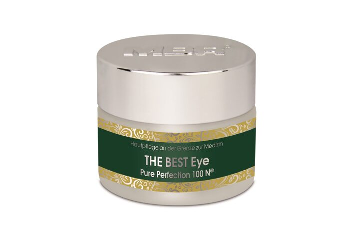 Płatki podoczy THE BEST Golden Eye Patches (Pure Perfection 100N®)