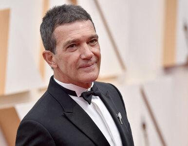 Antonio Banderas ma koronawirusa. Aktor obchodzi dziś 60. urodziny