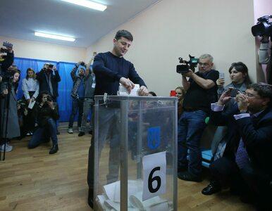 Exit poll: Wołodymyr Zełenski będzie prezydentem Ukrainy