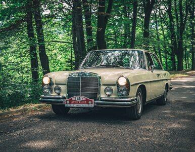 Zlot klasycznych Mercedesów w Katowicach. Będzie co oglądać