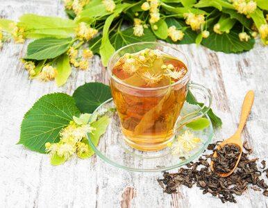 Herbata z lipy – na przeziębienie i na uspokojenie. Przepis i właściwości