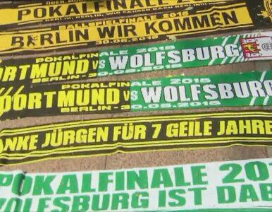 Smutne pożegnanie Kloppa z Borussią. Puchar Niemiec dla Wolfsburga