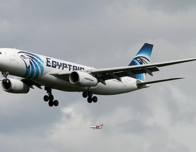 Katastrofa egipskiego samolotu. Reuters: Wstępna analiza zdjęć...